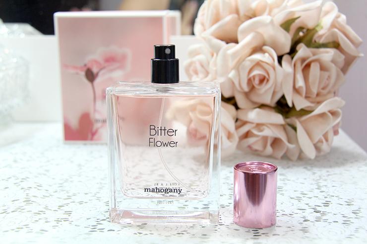 perfume bitter flower mahogany 1 - grandes mulheres