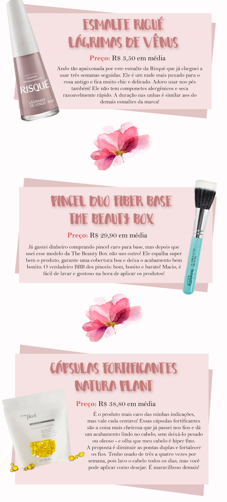 5 produtos de beleza bons e baratos - parte 2