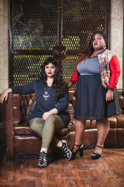 Bazar Pop Plus 1 - grandes mulheres
