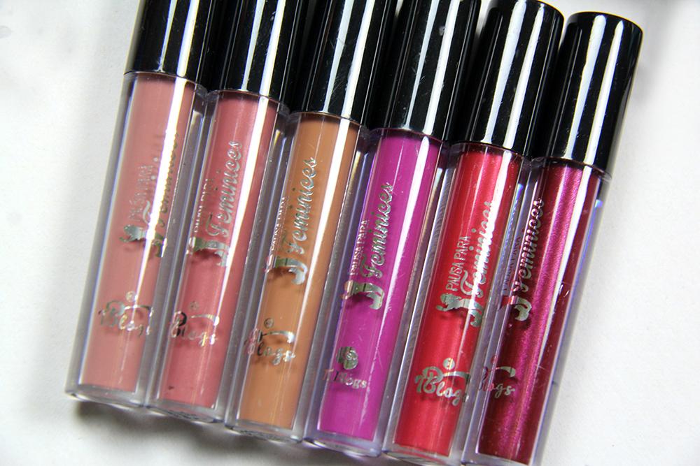 Novos batons líquidos Pausa para Feminices - maquiagem 2 - blog grandes mulheres