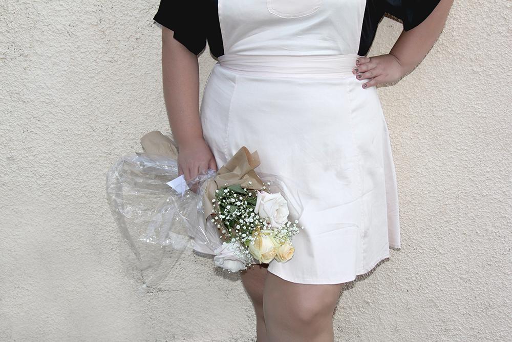 salopete plus size - rosa bebe - xica vaidosa - moda plus size - grandes mulheres 4
