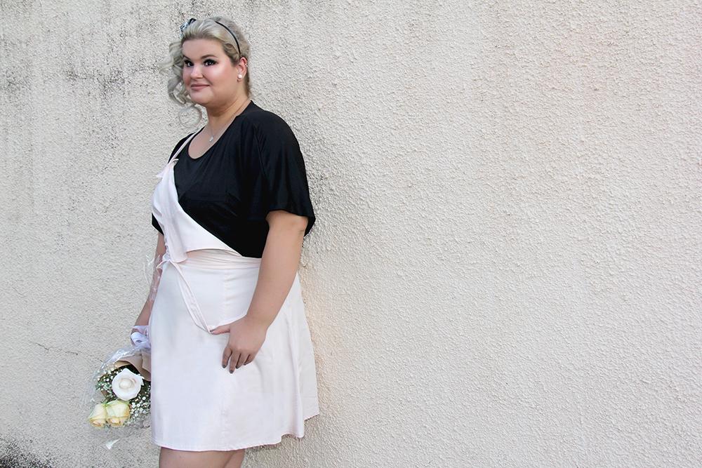 salopete plus size - rosa bebe - xica vaidosa - moda plus size - grandes mulheres 8