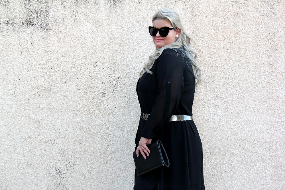 vestido preto transparente plus size 10 - moda plus size - julia plus - grandes mulheres