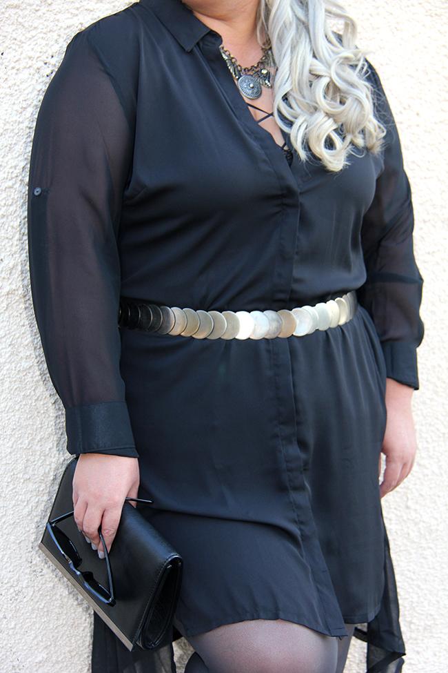 vestido preto transparente plus size 2 - moda plus size - julia plus - grandes mulheres