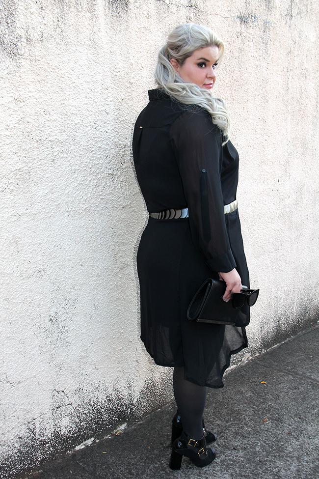 vestido preto transparente plus size 3 - moda plus size - julia plus - grandes mulheres