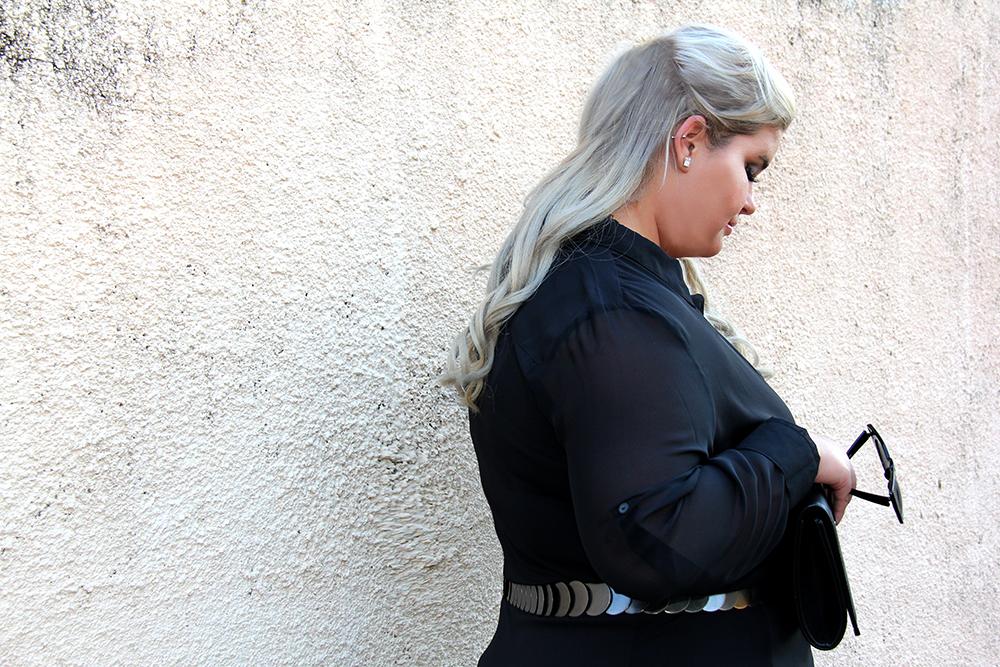 vestido preto transparente plus size 5 - moda plus size - julia plus - grandes mulheres