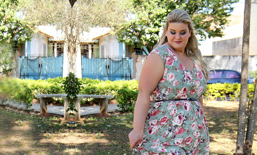 Looks plus size da Cativa Mais