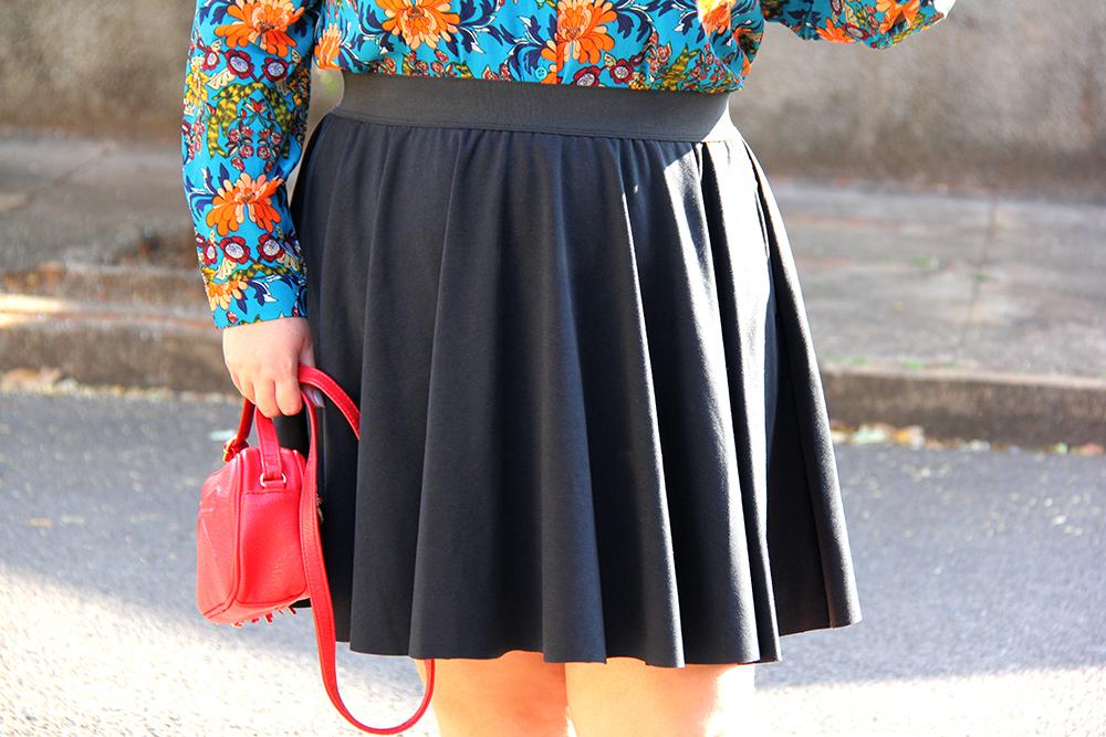 Look lady like plus size com Chica Bolacha e Julia Plus 5 - look do dia plus size - moda plus size - moda para gordinhas - grandes mulheres