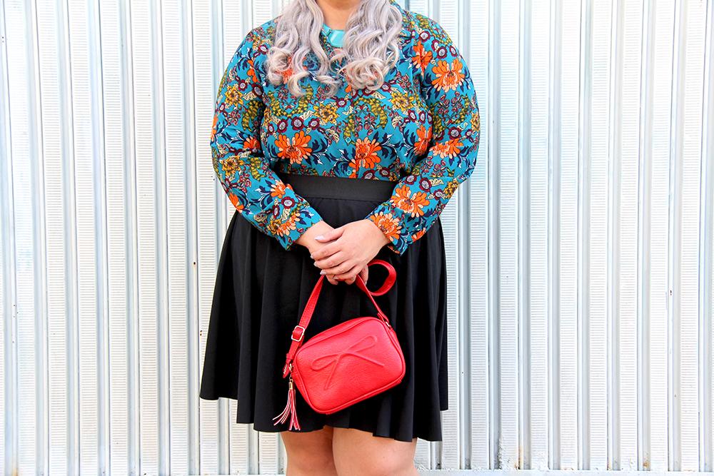 Look lady like plus size com Chica Bolacha e Julia Plus 7 - look do dia plus size - moda plus size - moda para gordinhas - grandes mulheres