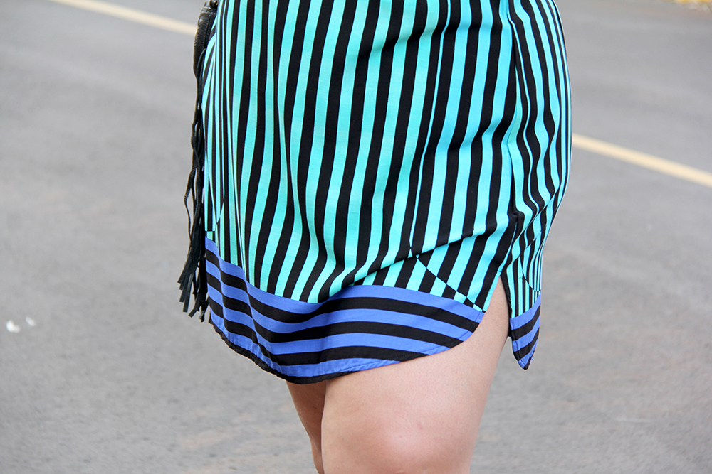 vestido listrado plus size - predilects plus - moda plus size - look plus size - blog grandes mulheres 10