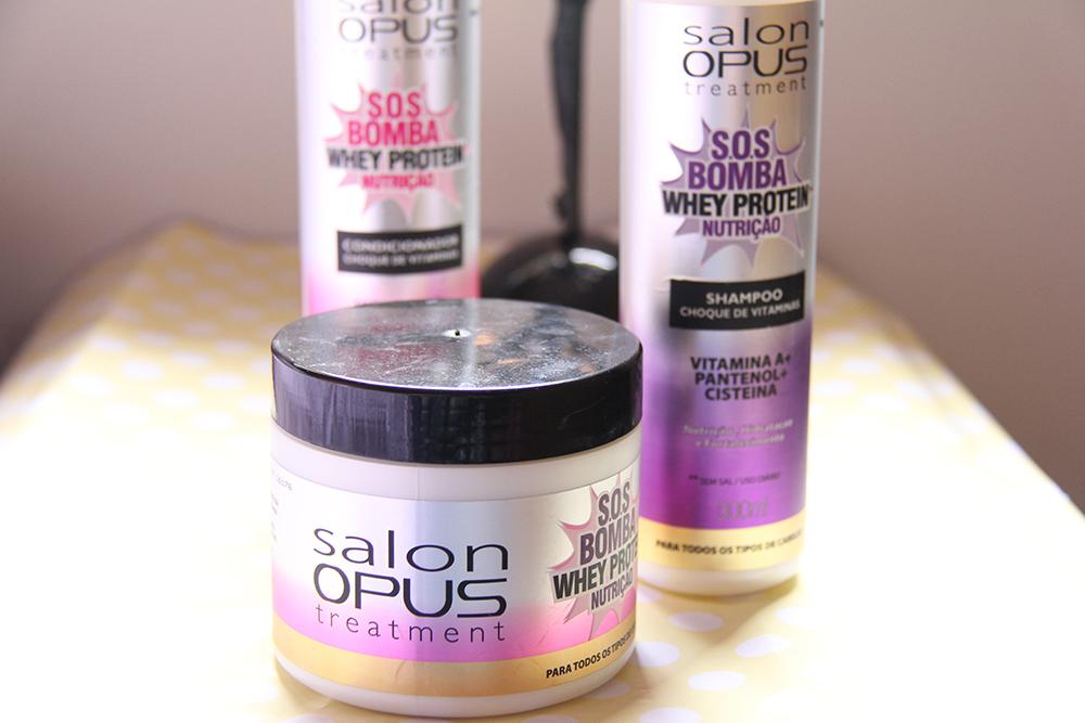 SOS Bomba Whey Protein Nutrição 9 - produtos para cabelo - grandes mulheres