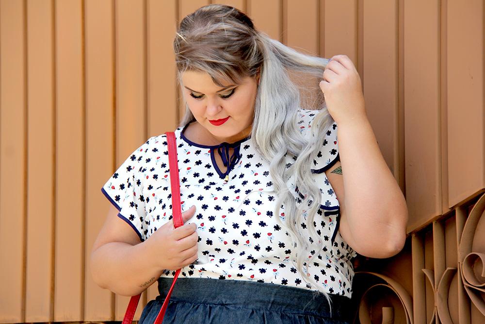 711bed713 Postei uma selfie esses dias e um monte de gente veio perguntar de onde era  essa blusa fofíssima! Ela é da Chic e Elegante e vou lembrá-las que a loja  está ...