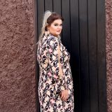 Vestido plus size, Moda Plus Size, Julia Plus, Look do dia plus size