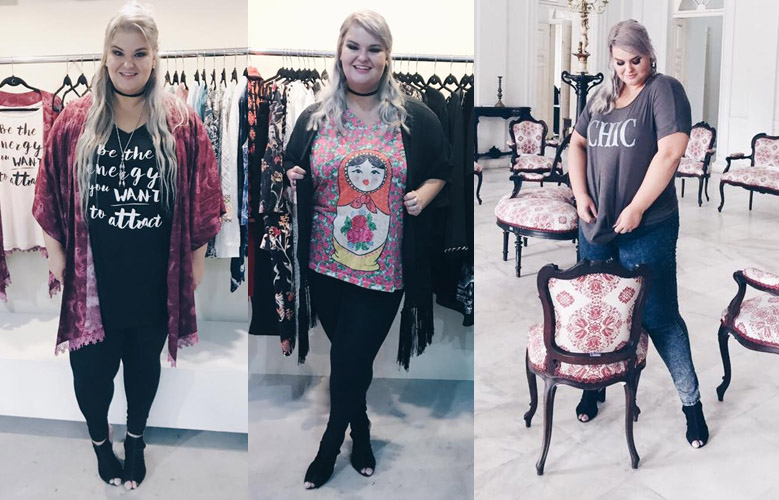 Pop Plus - feira de moda plus size - Maneka