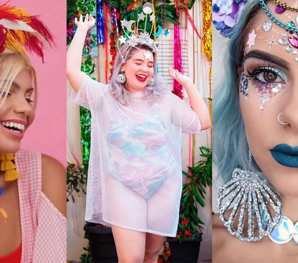 Carnaval 2018: dicas de maquiagem, fantasias e looks para curtir a folia com muito estilo e diversão!