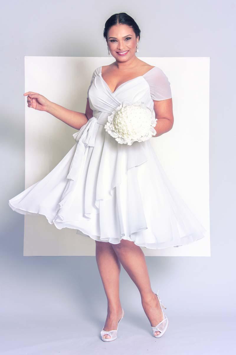Vestidos de noiva plus size
