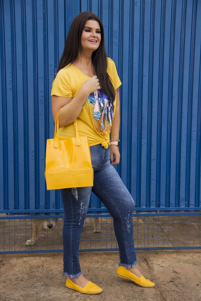 calça jeans plus size Predilect's Plus