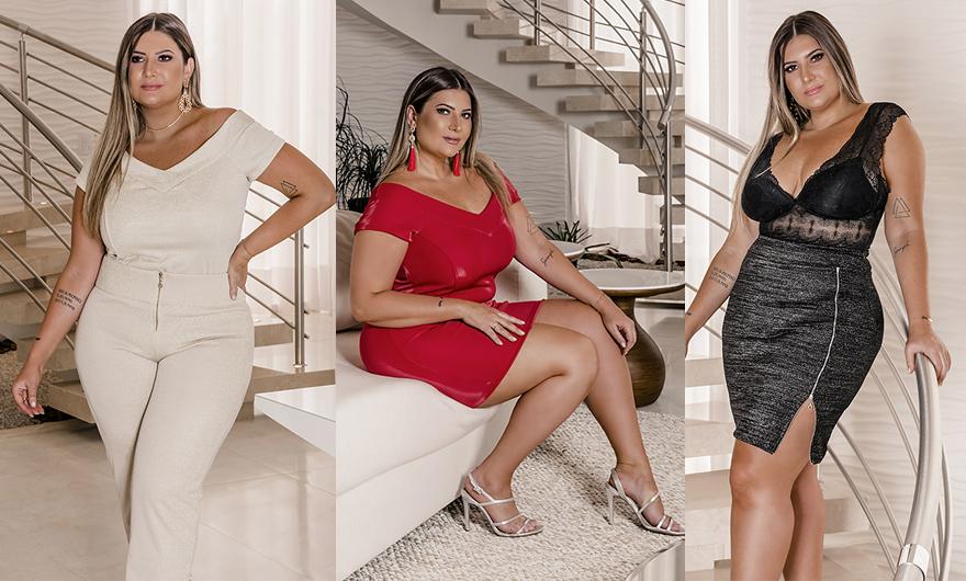 Moda festa plus size: coleção glamourosa da Predilect's Plus