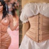 Entenda a diferença entre espartilho e corselet