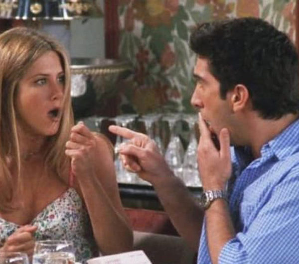 Lições que podemos aprender com o relacionamento de Ross e Rachel