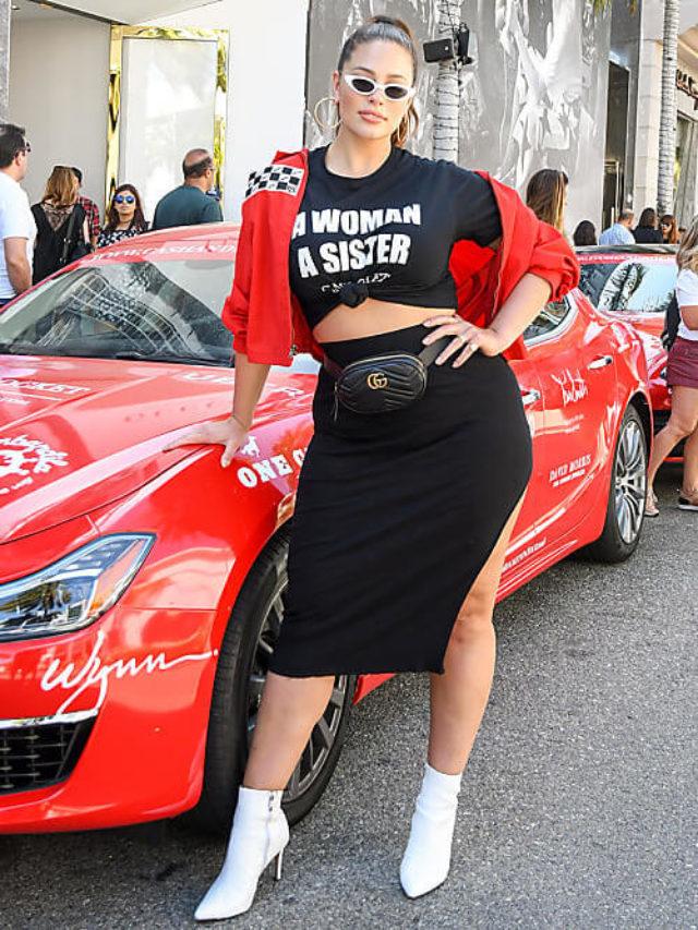 Ashley Graham: looks curvy para inspirar